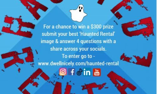 Haunted Rental Competition